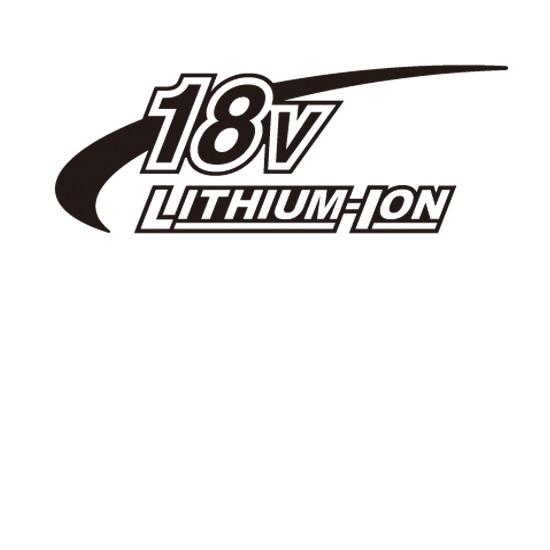 18V Li-Ion