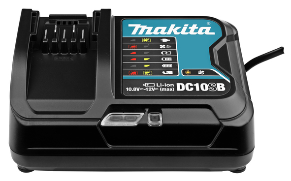 Зарядное устройство Makita DC10SB 197363-4 (12V, Li-Ion)