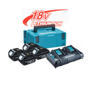 Наборы аккумуляторов 18V