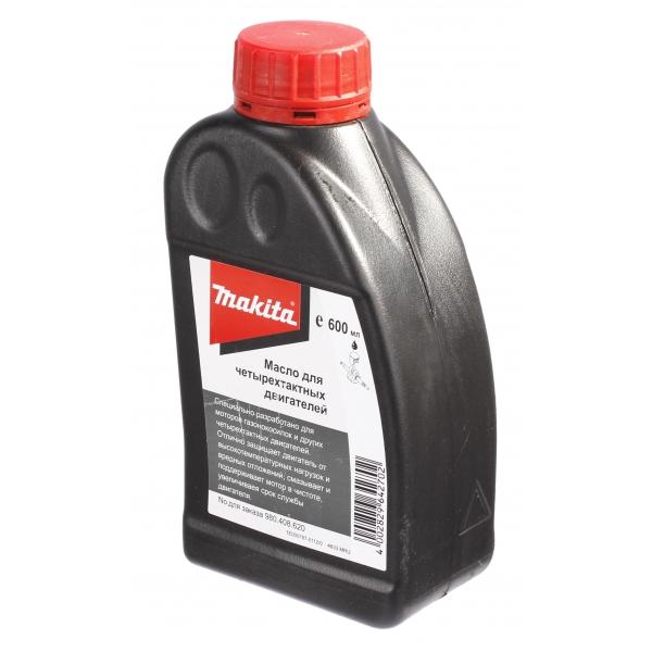 масло для 4х тактных двигателей газонокосилок
