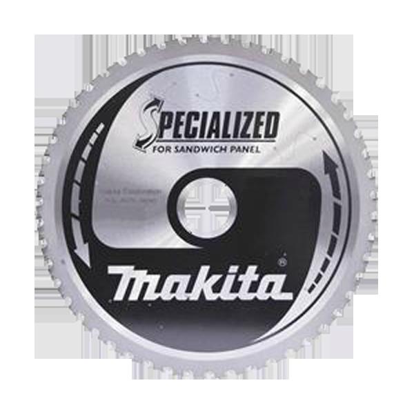 Диск пильный для сендвич-панелей Ø 235-355 мм, посадка 30 мм, Makita