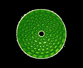 Диски алмазные полировальные на липучке Ø 100 мм