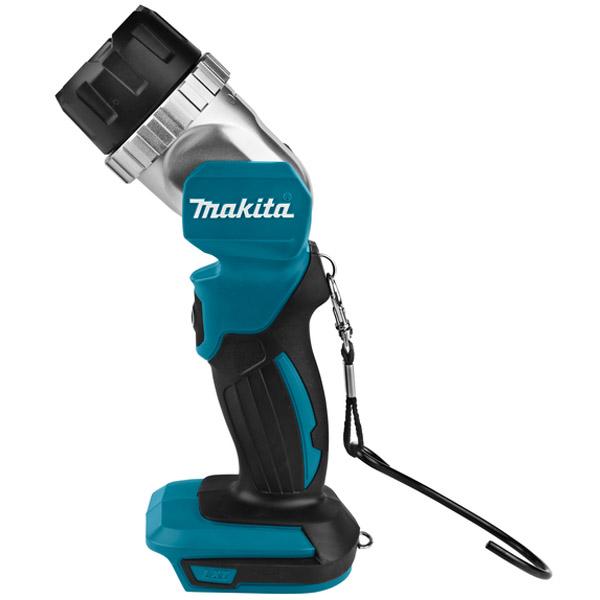 Аккумуляторный фонарь Makita DEADML808 (14.4/18V, Li-Ion) (без аккумуляторов и зарядного устройства)